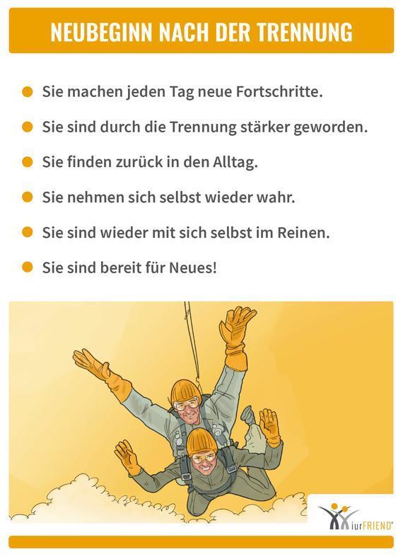DAS LEBEN nach der TRENNUNG | TRENNUNG.de
