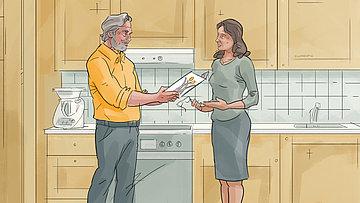 Zusammenkommen wieder wahrscheinlichkeit trennung nach Nach Trennung