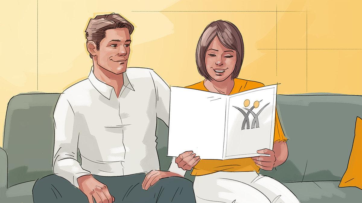 Depressive warum trennen partner sich vom DEPRESSION: Scheidung