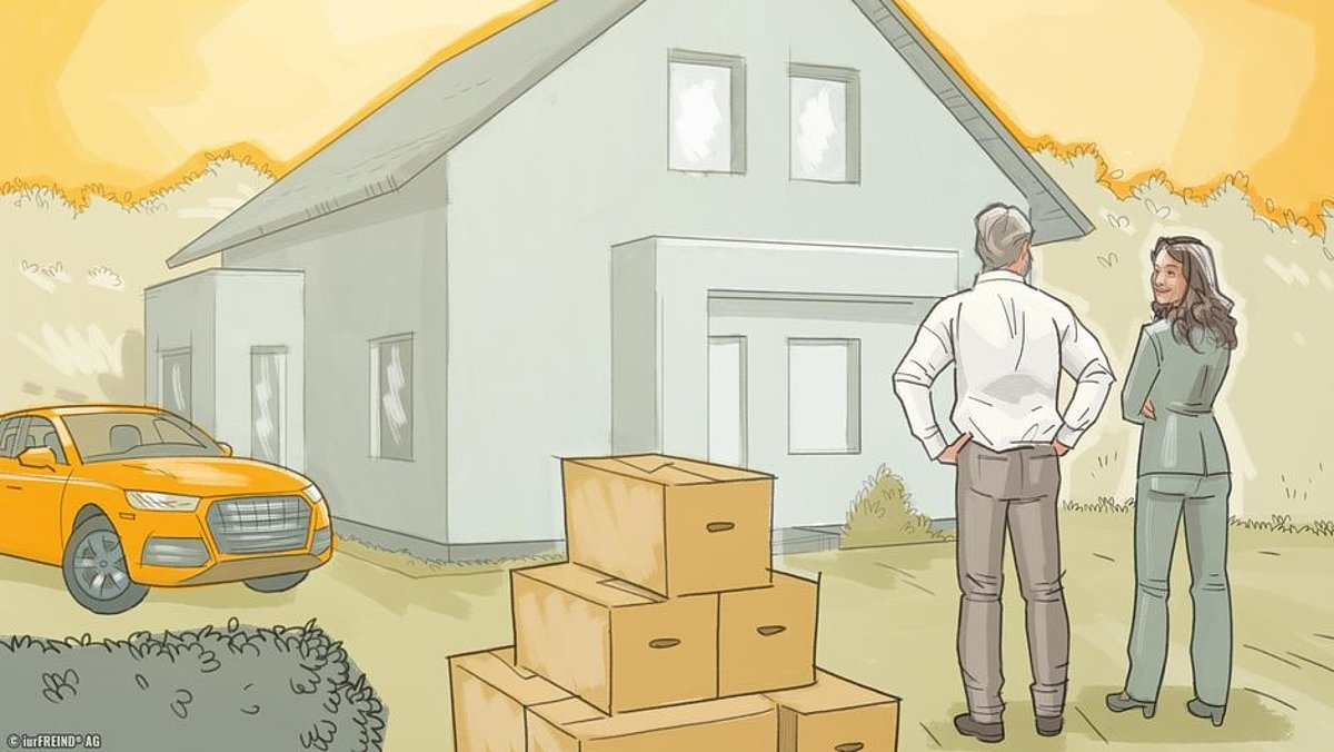 Nicht verheiratet im haus beide trennung grundbuch Gütertrennung nichtehelicher